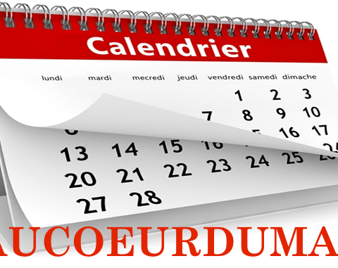 fusionner calendriers