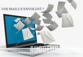 mails disparus
