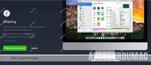 synchronisation mac ipad