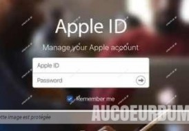 identifiant apple