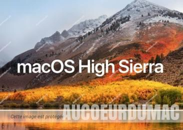 Installez High Sierra 10.13.5 !