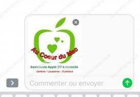 SMS Apple