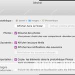 photothèque système iCloud