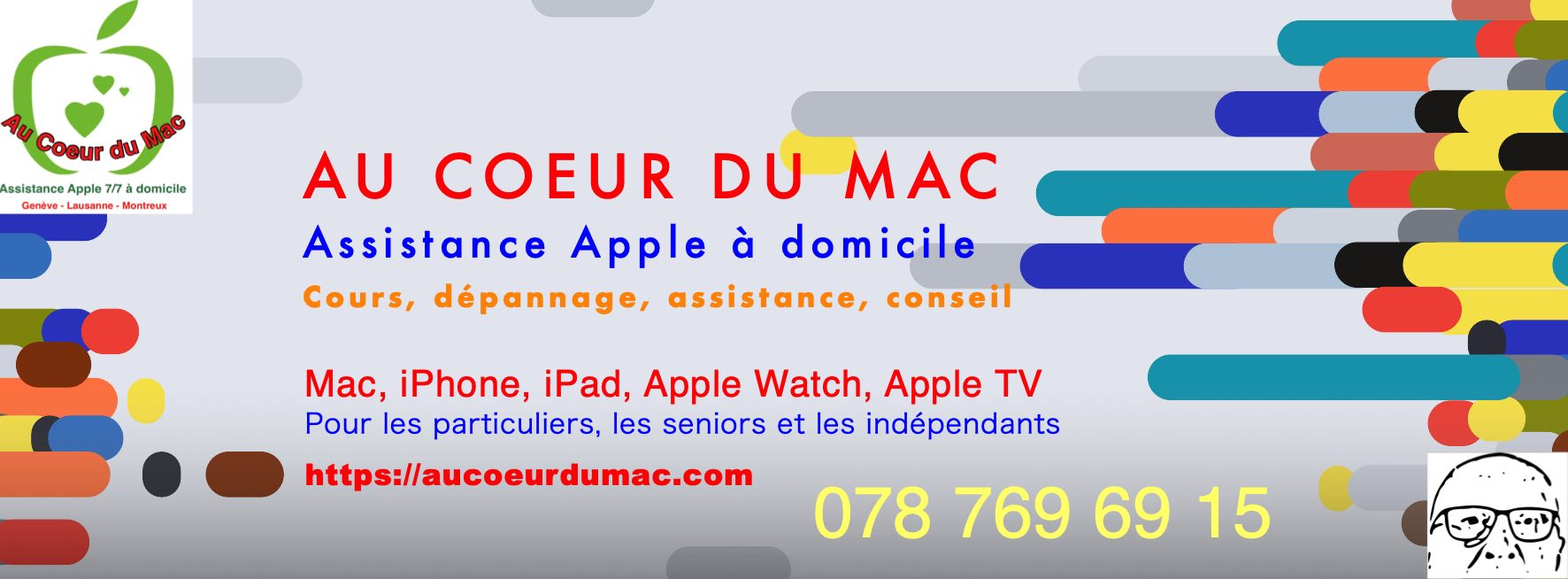 assistance apple domicile geneve
