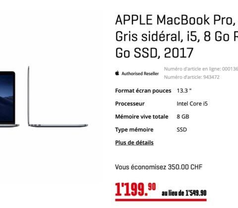 promotion macbook