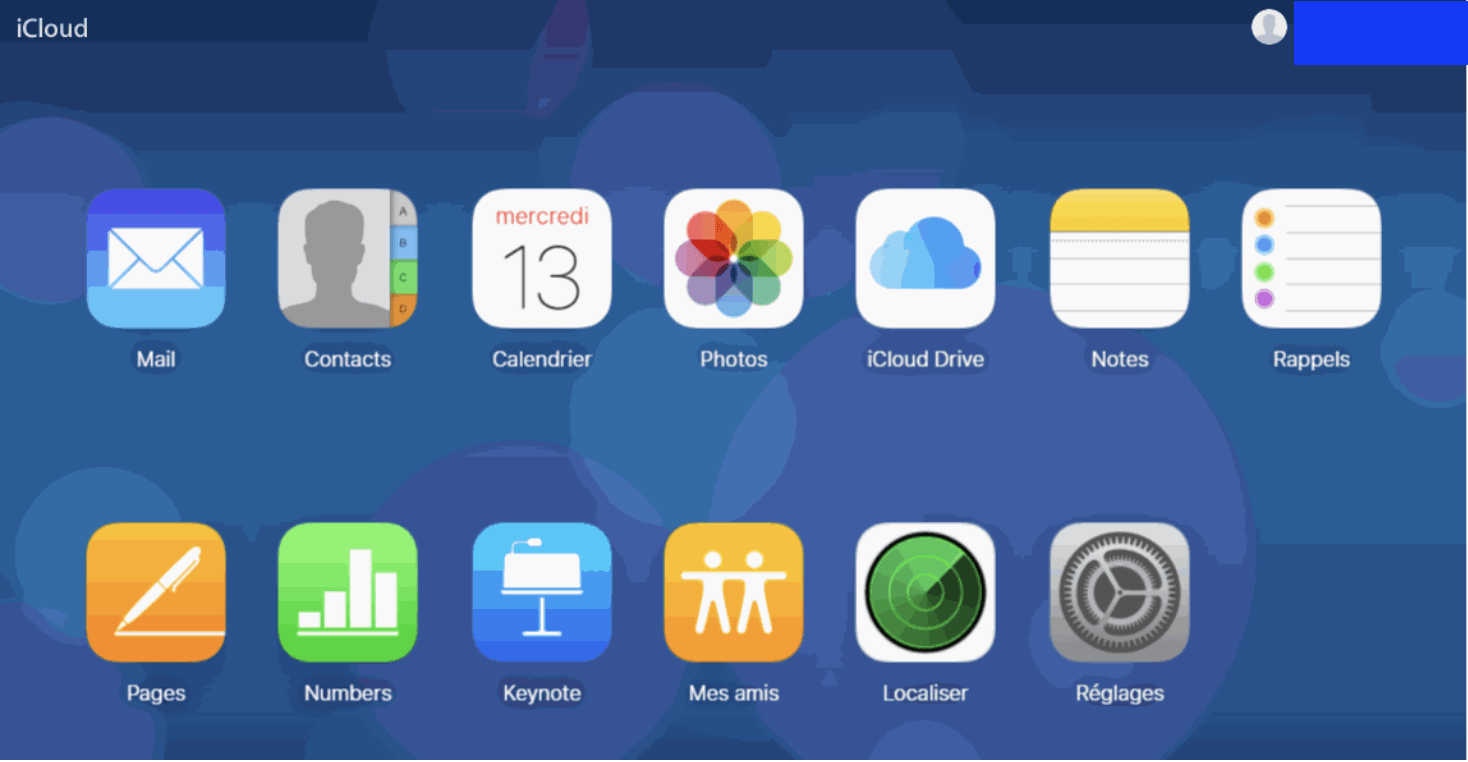 synchronisation iCloud lente