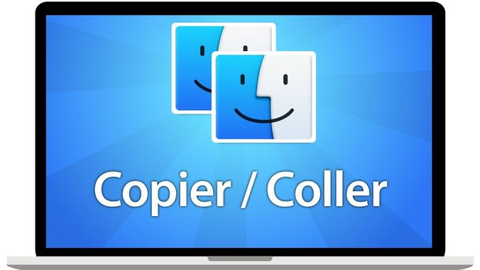 copier coller entre machines Apple