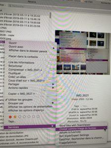 Mettre une image comme fond d'écran sur Mac