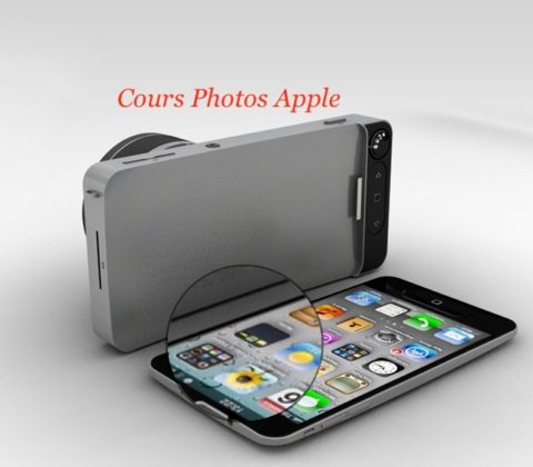Cours Photos Apple