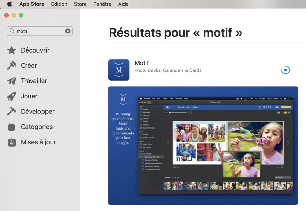App Store motif2