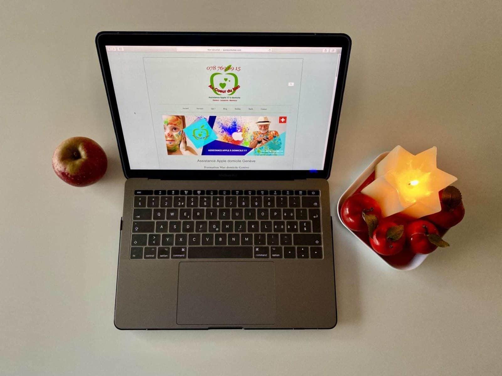 MacBook Pro aucoeurdumac