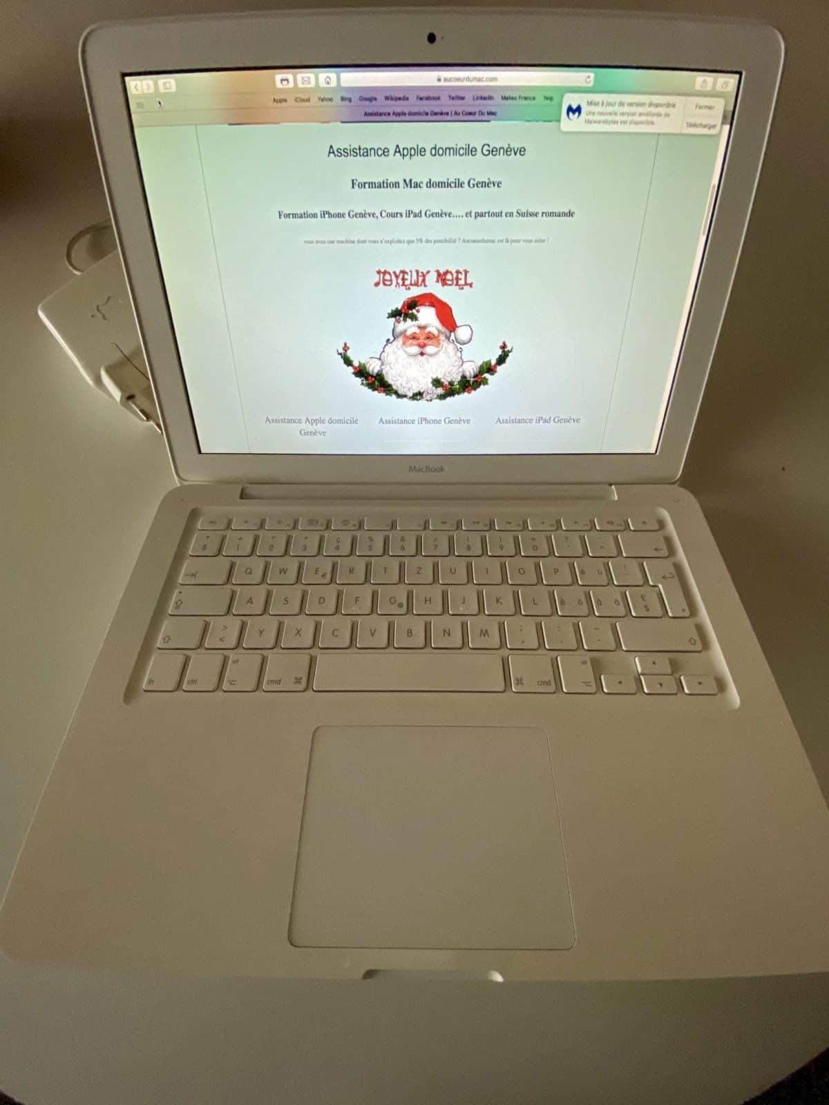 Macbook 2009 aucoeurdumac