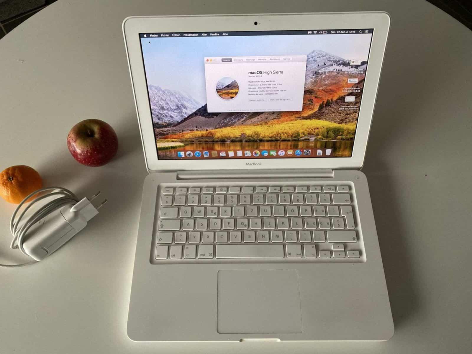 Macbook 2010 aucoeurdumac