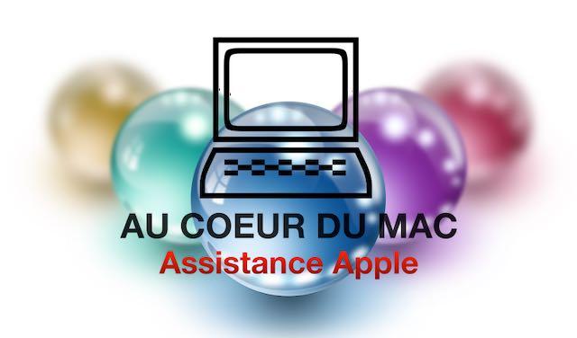 assistance Apple à domicile