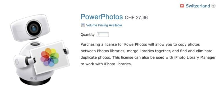 gérer plusieurs photothèques Apple
